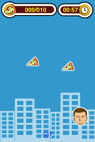 Screenshot I Love Pizza